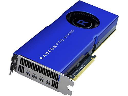 AMD Radeon PRO WX 8200 image/logo