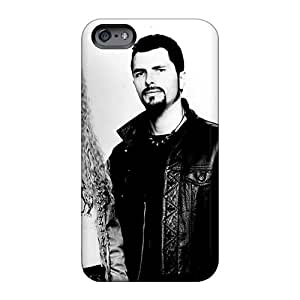 Protector Hard Phone Cover For Iphone 6 With Unique Design Realistic Biohazard Band Image JonBradica