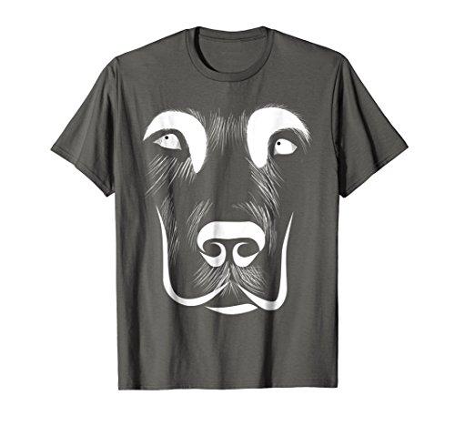 Labrador Face Shirt | Funny Cute Lab Dog