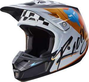 Fox V4 Helmet - 8