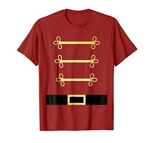 Toy Soldier Nutcracker costume uniform tShirt ()