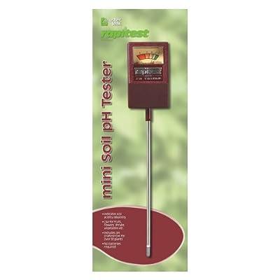 Luster Leaf 1815 Rapitest Mini Ph Tester : Soil Testers : Garden & Outdoor
