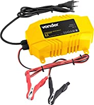 Carregador inteligente de bateria 127 V~ CIB 100 VONDER Vonder