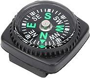 Wristband Compass, High Sensitivity Small Easy to Install Umbrella Rope Compass for Umbrella Rope Bracelets