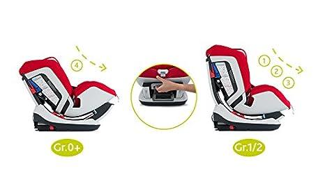 Amazon.com : Chicco Seat-Up Black Gr. 0/1/2 : Baby