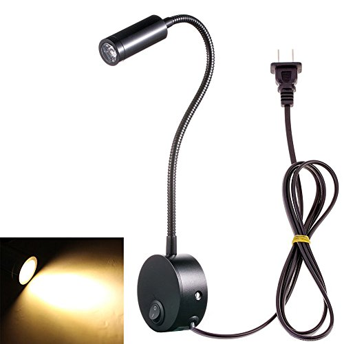 Flexible Arm Led Wall Lights