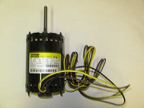 Fasco JF1H143N ,HC30GL460 Blower Motor Assembly 3450RPM 1/16HP