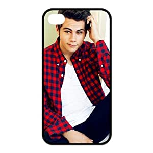 Dylan O'Brien Design TPU Case Protective Skin For Iphone 4 4s iphone4s-NY857
