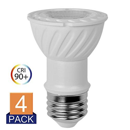 suneon led bulbs warm white par16 2700k dimmable 6w 60watt