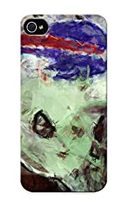 Durable Protector Case Cover With Bills Art Hot Design For Iphone 5/5s (ideal Gift For Lovers)