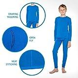 Rocky Thermal Underwear for Boys Fleece Lined