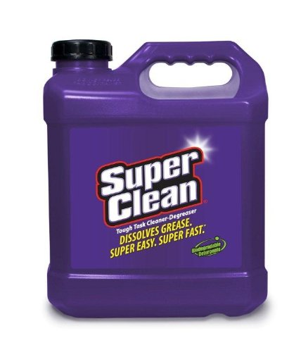 SuperClean 101724 Cleaner Degreaser - 2.5 Gallon Bottle (2.5 Gallon Bottles)