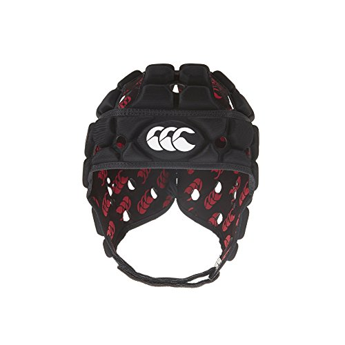 Canterbury Ventilator Headgear, Black, X-Large
