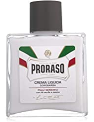 Proraso After Shave Balm, Sensitive Skin, 3.4 Fl Oz