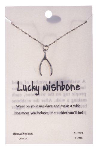 Shagwear Inspirations Quote Pendant Necklace