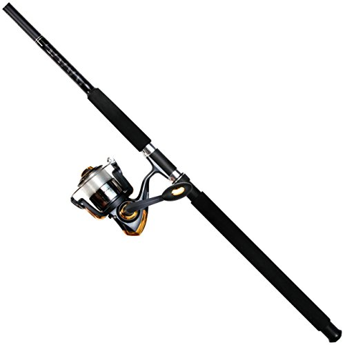 Hunter Roddy (Master Fishing Tackle Master Roddy Hunter Limited Edition Spinning Rod & Reel Combo)