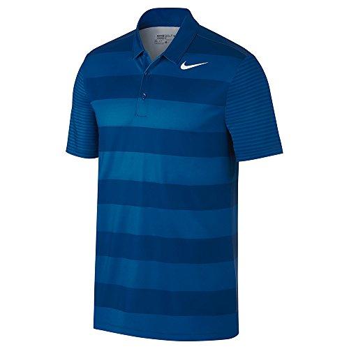Homme Bleu 833059 Polo Nike blue YqUpPP