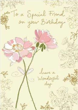 Tarjeta de felicitación (LD-GHB240) - Cumpleaños especial ...