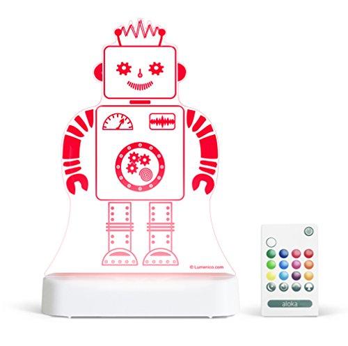 rainbow robot - 2
