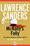 McNally's Folly by Lawrence Sanders front cover