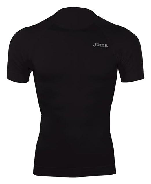 Joma Brama Classic - Camiseta térmica de manga corta para hombre: Amazon.es: Deportes y aire libre
