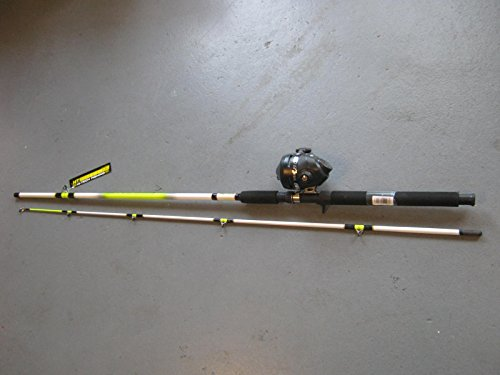 Used, Garrett Outdoors Catfish Combo ( BIG WATER 808 ON 8FT for sale  Delivered anywhere in USA