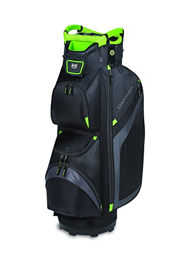 Datrek DG Lite II Cart Bag Black/Charcoal/Lime DG Lite II Cart Bag