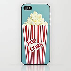 LIMME Popcorn Pattern Hard Case for iPhone 5/5S