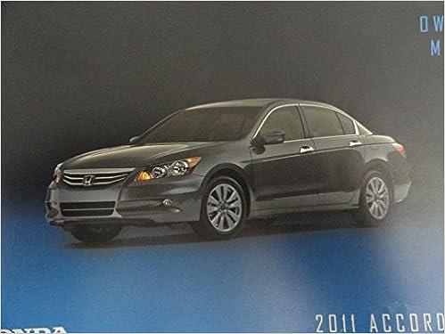 Honda Owners Manual >> 2011 Honda Accord Sedan Owners Manual