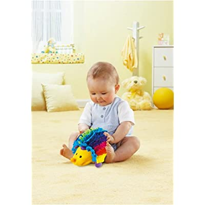 Fisher-Price: Touch & Cuddle Hedgehog: Toys & Games