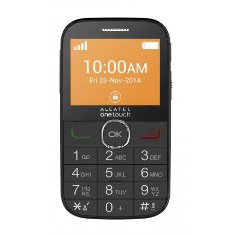 Alcatel Big Button Senior Cell-Phone Unlocked Only 2G GSM ...