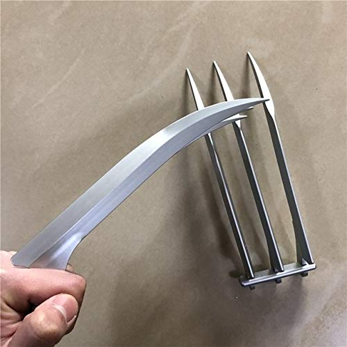 VIET FG Cyran 2Pcs/Pair X-Men Wolverines Logan Blade Claw Paw 1:1 Cosplay Prop Halloween Cosplay Prop Super Hero Cosplay Weapons Toy -Complete Series Merchandise