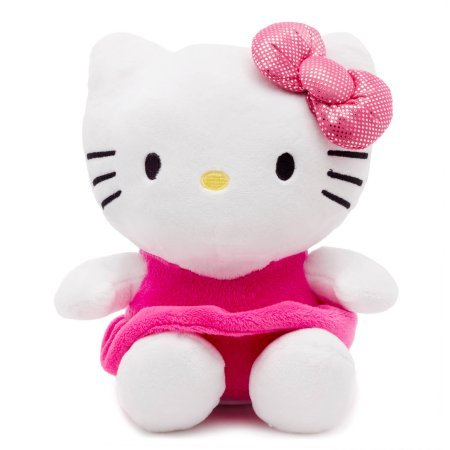 Hello Kitty Plush Figural Coin Piggy Bank by SG-Hello Kitty