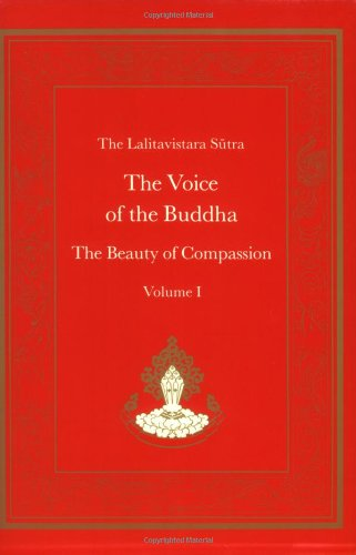 the-lalitavistara-sutra-the-voice-of-buddha-the-beauty-of-compassion-volume-ii