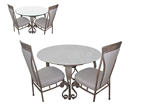 Fitted Table Cover for Glass Tables up to 48