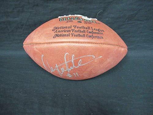 Doug Flutie Autographed Signed Memorabilia Wilson NFL Official Football Auto - PSA/DNA Authentic (Doug Football Flutie Signed)