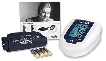 Microlife 3AG1 Antebrazo Automático - Tensiómetro (AA, 1,5 V, LCD)