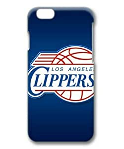 """iPhone 6 Case, Los Angeles Clippers Case for iPhone 6 (4.7"""") 3D Hard Plastic PC Material"""