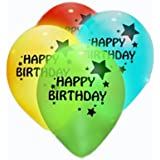 Gifts Online Happy Birthday LED Balloons for Party Celebrations