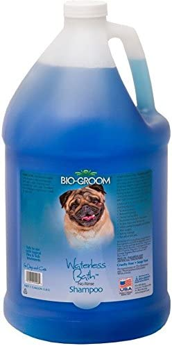 Bio-Groom-Waterless-Cats-and-Dog-Bath-Shampoo,-1-Gallon