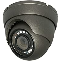 VONNIC Camera V4D2628G HD 4-in-1 Turret Dome 2.8mm 24IR Weatherproof Fixed Len Retail