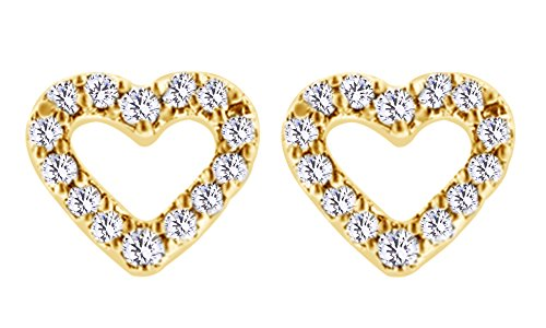 25 Ct Diamond Earrings - 2