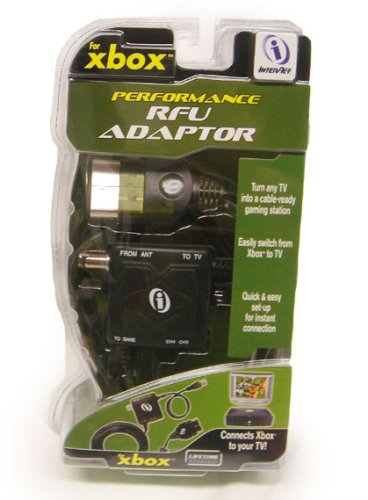 (Xbox RFU Adapter (Intec/interact) Performance )