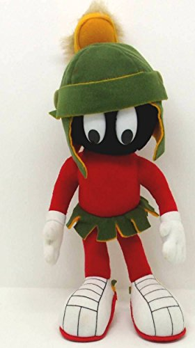 Looney Tunes Marvin the Martian Item; 11 Martian Dog Commander K9; Plush Stuffed Toy Applause