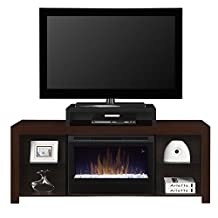 "Dimplex Kingston 25"" Electric Fireplace Media Console , DM25-1441KN"