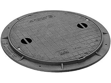 STABIFLEX BASIC Schachtabdeckung Kanaldeckel Zisternendeckel Abdeckung  Zisterne Schacht leicht Kunststoff