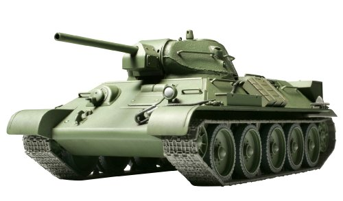 Russian Tank T34/76 Model 1941 (Cast Turret) 1/48 Military Miniature Series (Cast Turret Tank)