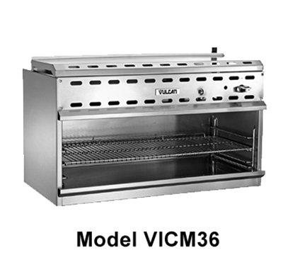 Vulcan VICM36 Cheesemelter gas 36