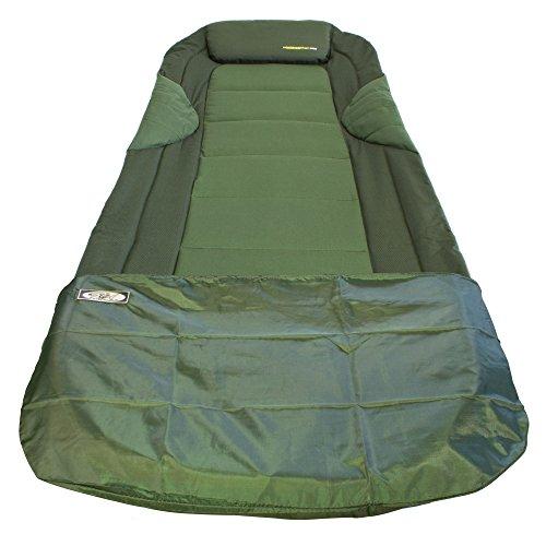 Angel DomäneNightwalker Pro Comfort Bedchair 6 Bein Karpfenliege und Wel