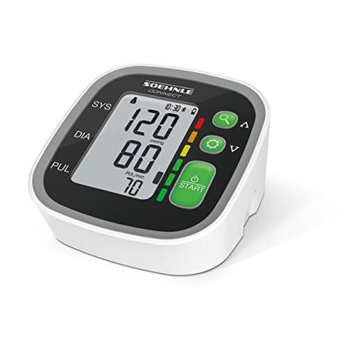 SOEHNLE Tensiomètre à Bras Systo Monitor Connecte 300